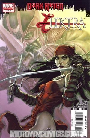 Dark Reign Elektra #3