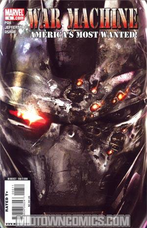 War Machine Vol 2 #6