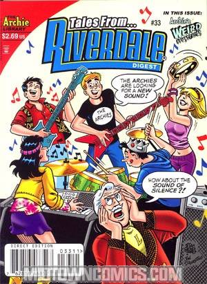 Tales From Riverdale Digest #33