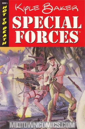 Special Forces Vol 1 Hot To Death TP