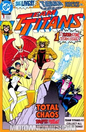 Team Titans #1 Terra Edition