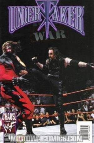 Undertaker #4 Photo Cover