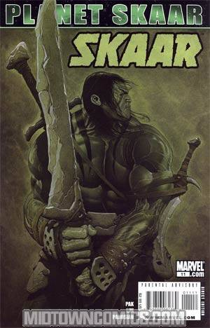 Skaar Son Of Hulk #11