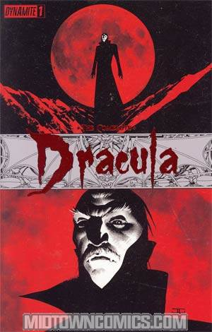 Complete Dracula #1 John Cassaday Red Foil Edition