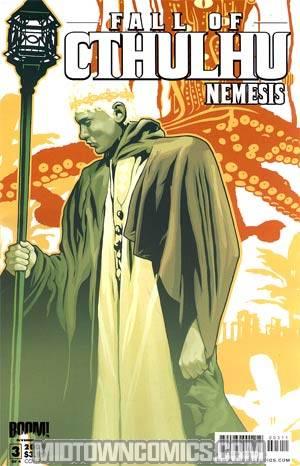 Fall Of Cthulhu Nemesis #3 Cvr A