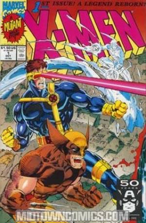 X-Men Vol 2 #1 Cvr C Cyclops/Wolverine CGC 9.8