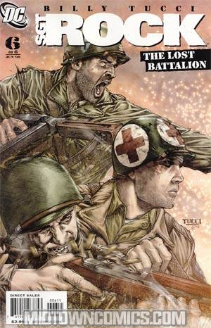 Sgt Rock The Lost Battalion #6