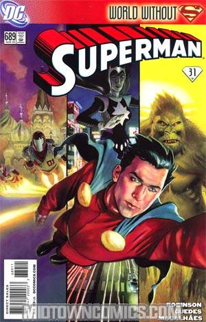 Superman Vol 3 #689