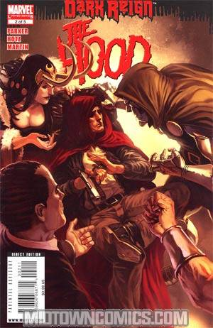 Dark Reign The Hood #2