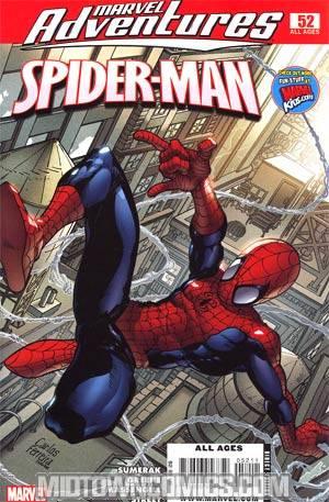 Marvel Adventures Spider-Man #52