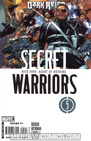 Secret Warriors #5 (Dark Reign Tie-In)