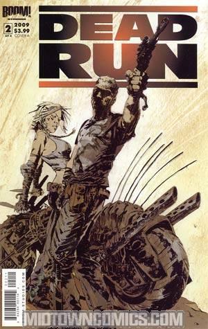 Dead Run #2 Cvr A