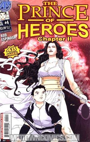 Rod Espinosa Prince Of Heroes Chapter 2 #4