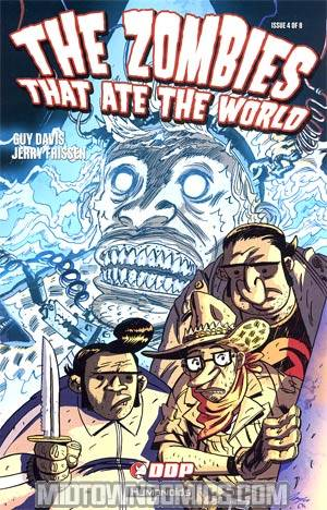 Zombies That Ate The World #4