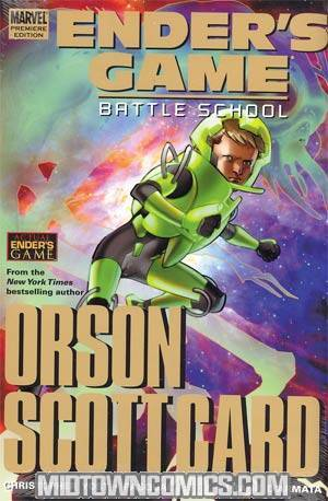 Enders Game Battle School HC