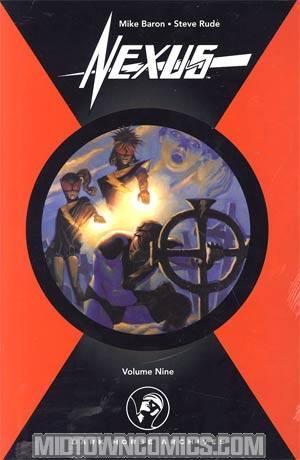Nexus Archives Vol 9 HC