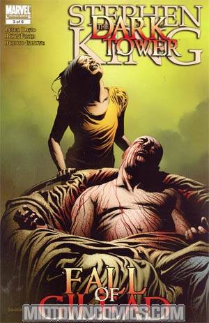 Dark Tower The Fall Of Gilead #3 Cover A Regular Richard Isanove Cover