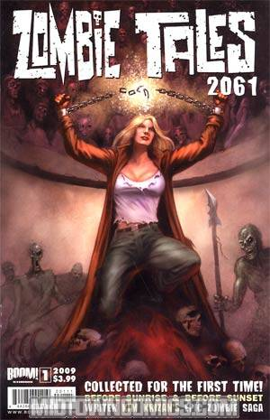 Zombie Tales 2061 One Shot
