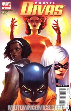 Marvel Divas #2