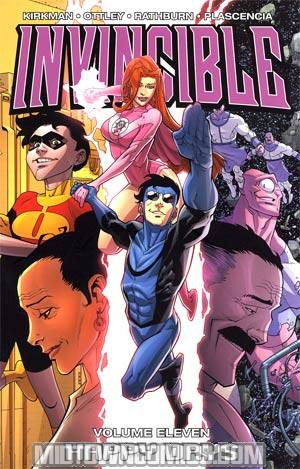 Invincible Vol 11 Happy Days TP