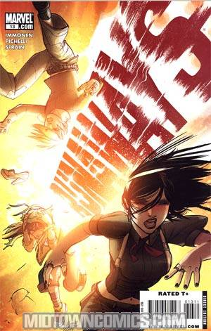 Runaways Vol 3 #13 Cover A Regular David Lafuente Cover