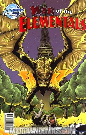 Ray Harryhausen Presents The Elementals #4