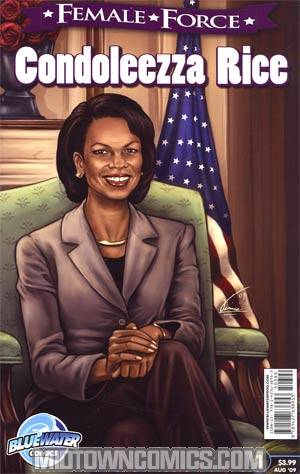 Female Force Condoleezza Rice