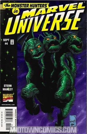 Marvel Universe #4 Cover B