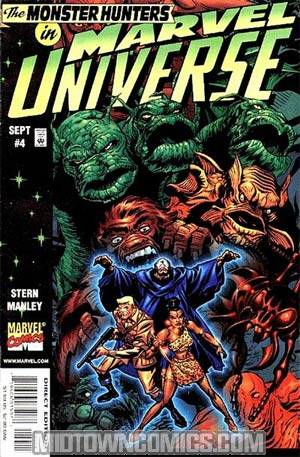 Marvel Universe #4 Cover A