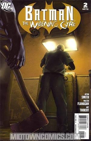 Batman Widening Gyre #2 Cover C Incentive Gene Ha Variant Cover