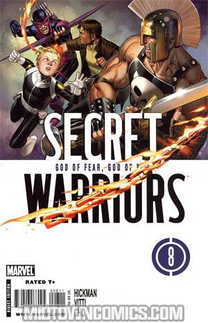Secret Warriors #8
