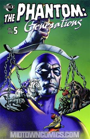 Phantom Generations #5