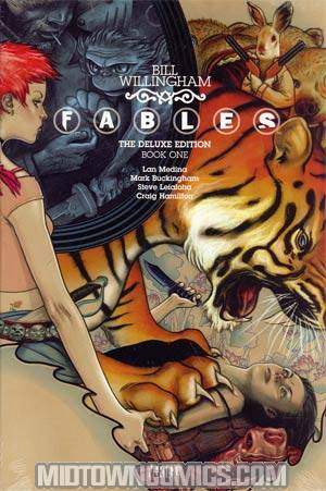Fables Deluxe Edition Vol 1 HC