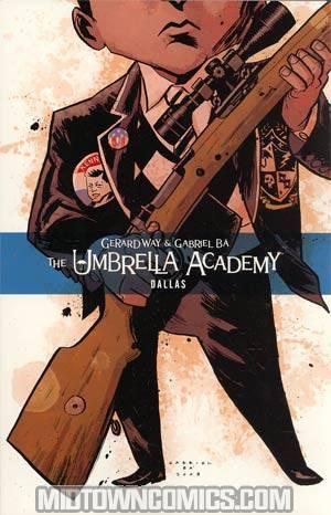 Umbrella Academy Vol 2 Dallas TP