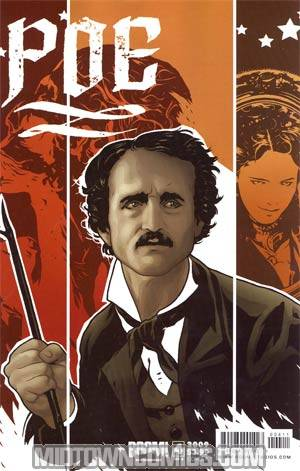 Poe (BOOM Studios) #4 Cvr A