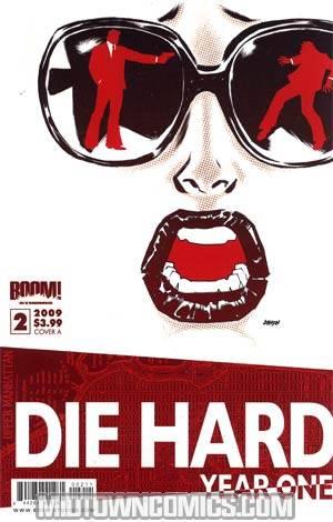 Die Hard Year One #2 Cvr A