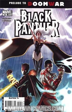 Black Panther Vol 5 #10