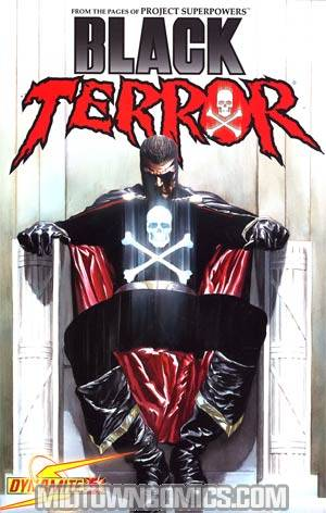Black Terror Vol 3 #5 Regular Alex Ross Cover