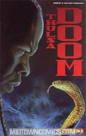 Robert E Howard Presents Thulsa Doom #3 Regular Alex Ross Cover