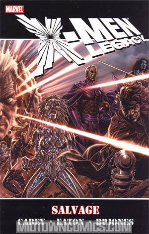 X-Men Legacy Vol 3 Salvage TP