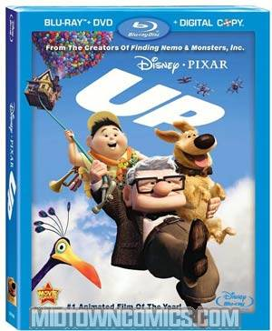 Up Blu-ray DVD