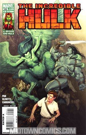 Incredible Hulk Vol 3 #604