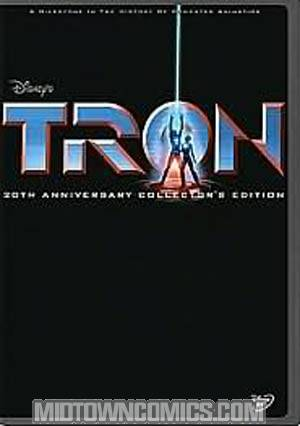 Tron 20th Anniversary Edition DVD