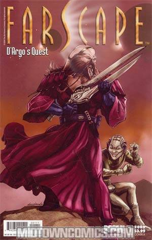 Farscape Dargos Quest #1 Regular Cover A