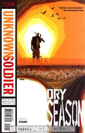 Unknown Soldier Vol 4 #15