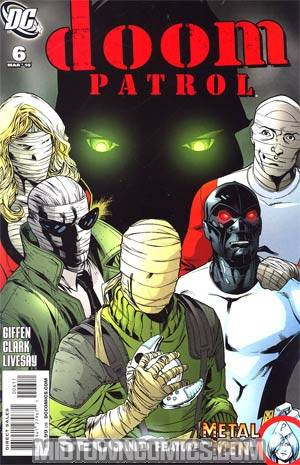 Doom Patrol Vol 5 #6