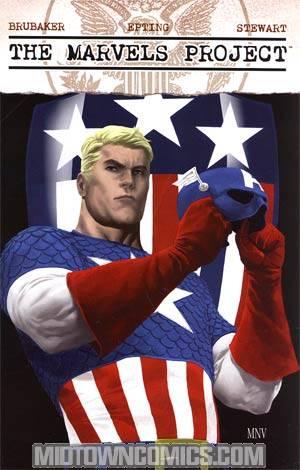 Marvels Project #5 Cover A Regular Steve McNiven Cover