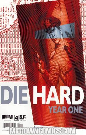 Die Hard Year One #4 Regular Cover A