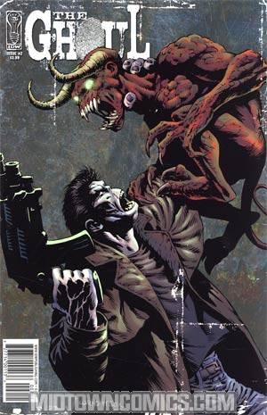 Ghoul #2 Regular Bernie Wrightson Cover