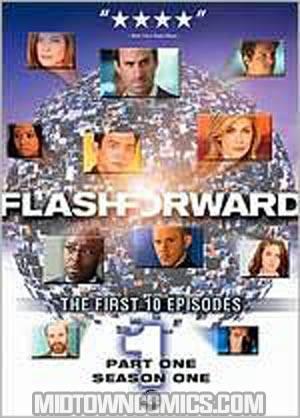 Flash Forward Season 1 Part 1 DVD